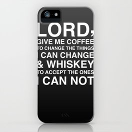Lord iPhone Case