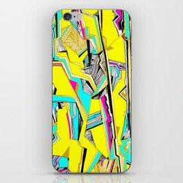 Streak iPhone Skin