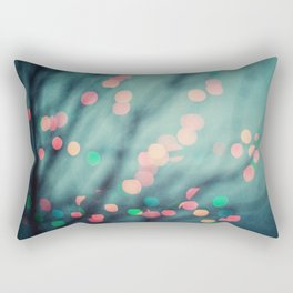 Twinkle in Color Rectangular Pillow
