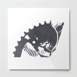 Industrial II Metal Print