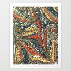 MS #1 Art Print