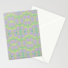 chrysanthemums in Pastels By Danae Anastasiou Stationery Cards