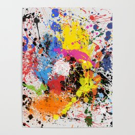 paint the world Poster
