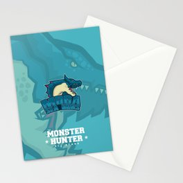 Monster Hunter All Stars - Moga Sea Dogs Stationery Cards