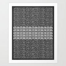 Wind Path Art Print