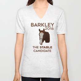 The Stable Candidate Unisex V-Neck