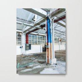 Red Stripe, 2010 Metal Print