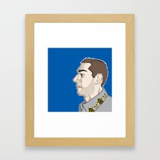 MCA Framed Art Print