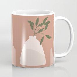 Vase no. 16 Minimalism  Coffee Mug