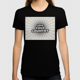 Love Your Country T-shirt