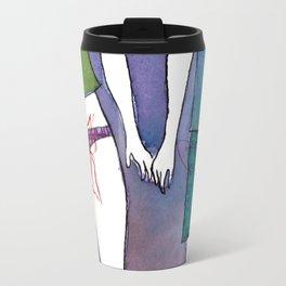 LOVEBUZZ Cover Travel Mug