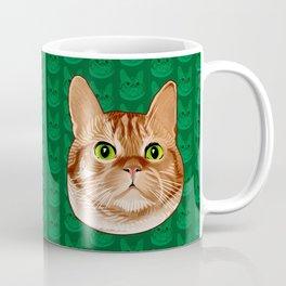 Roswell the Cat Coffee Mug