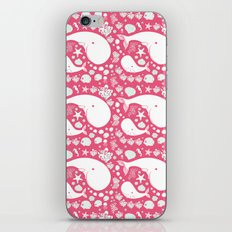 The Whales dance iPhone & iPod Skin