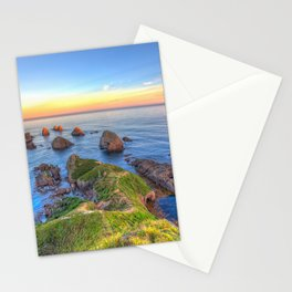 Nugget Point, Otago, New Zealand Stationery Cards