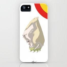 [A'sHMs] #LEDERHOSEN iPhone Case