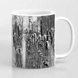 Winter Poetry of the Grasses Coffee Mug