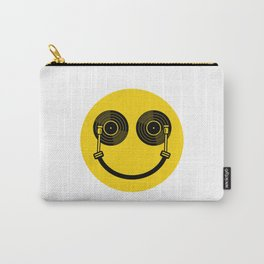 Smile DJ Carry-All Pouch