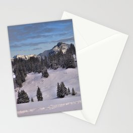 Berner Oberland Stationery Cards