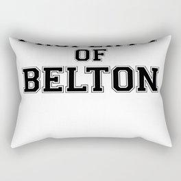 Property of BELTON Rectangular Pillow