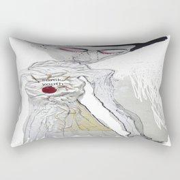sonik youth Rectangular Pillow