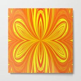 Sunflower II Metal Print