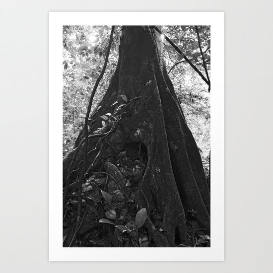Foundation No. 2 Art Print