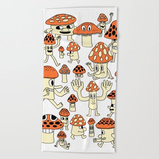 Fun Guys Beach Towel