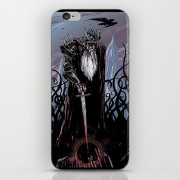 Warlock iPhone Skin