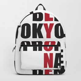 La Casa de Papel - Money heist Backpack