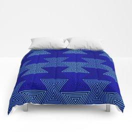 Op Art 63 Comforters
