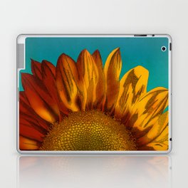 A Sunflower Laptop & iPad Skin