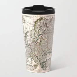 Carte d'Europe (Map of Europe) 1769 Travel Mug