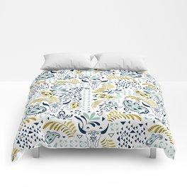 Bohemian Rhapsody White Comforters