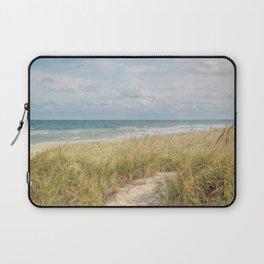 Scusset Beach, No. 1 Laptop Sleeve