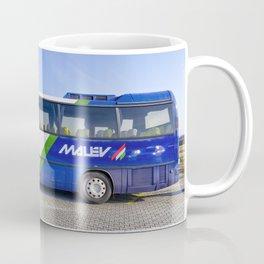 Malev Airlines Bus Coffee Mug