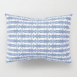 Ink soundwaves Pillow Sham