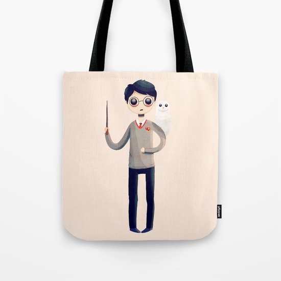 Little Harry Tote Bag