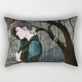 Empties Rectangular Pillow