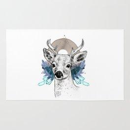 The Deer (Spirit Animal) Rug