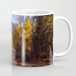 Merced River and Half Dome Coffee Mug