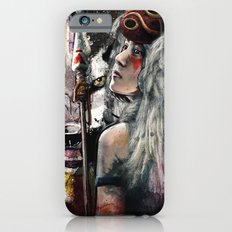 Mononoke San and The Spirit of the Wolf iPhone 6s Slim Case