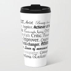 Dancer Description Travel Mug