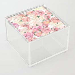Flower Power Explosion Acrylic Box
