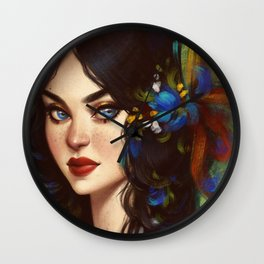 Xia Wall Clock