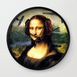 Mona Lisa versus the Empire Wall Clock