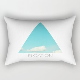 Dreams in the Atmosphere Rectangular Pillow