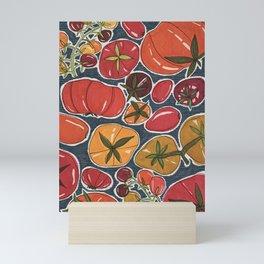 Tomato Frenzy! Mini Art Print
