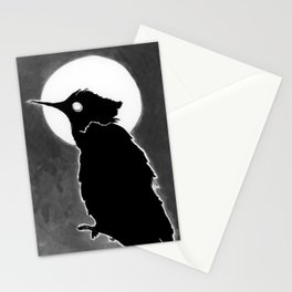 Avian night Stationery Cards
