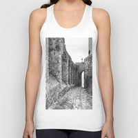 spain Tank Tops featuring Castellar, Spain by Simon Ede Photography
