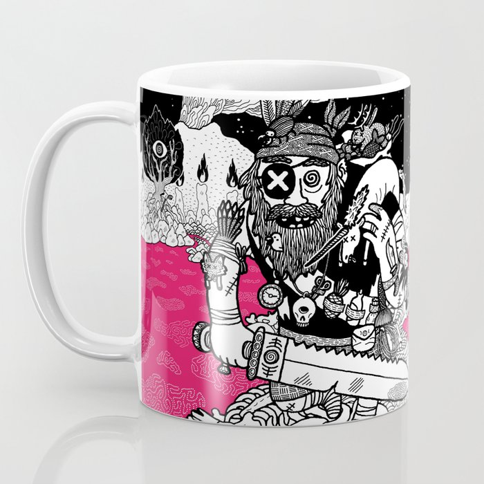 The Taxidermist Coffee Mug